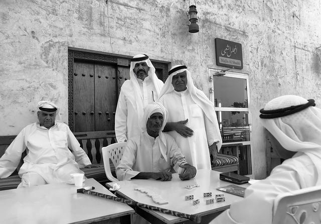 arabic culture clothing