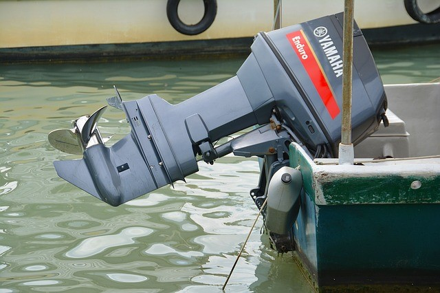 outboard boat engine