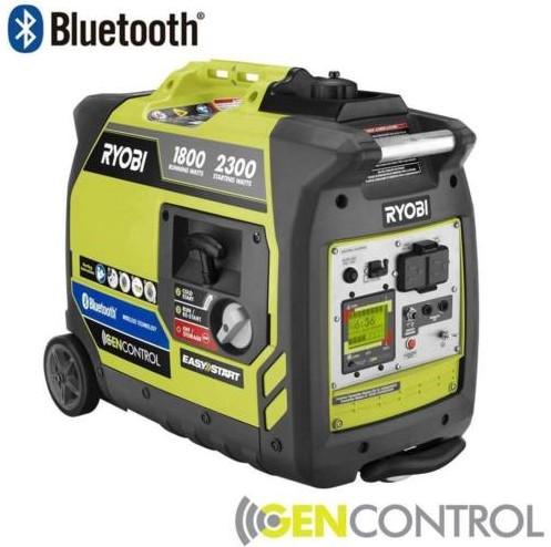 Ryobi bluetooth generator