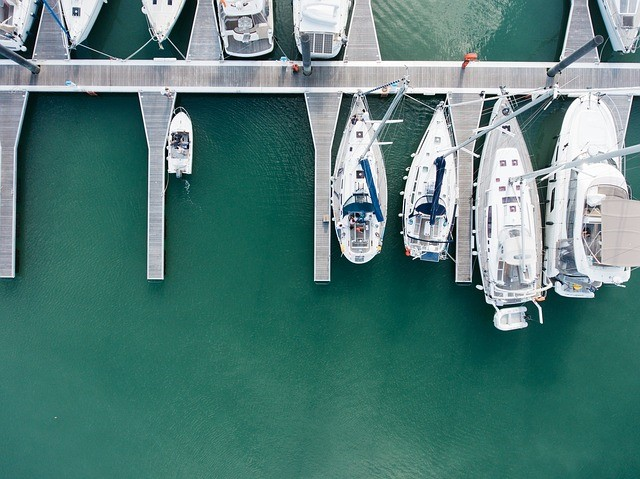 buy a boat but ask the marina manager for better deal