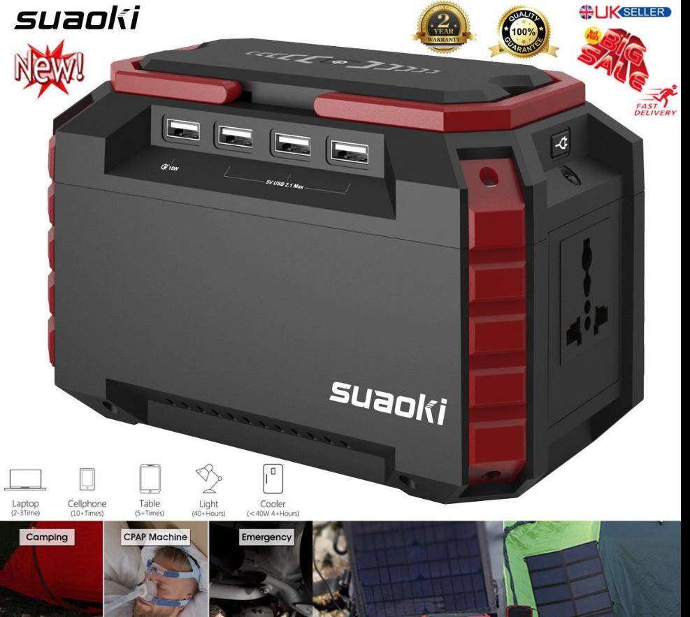 suaoki generator