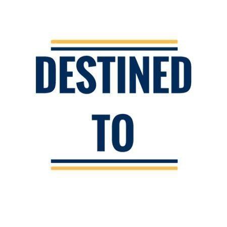 destinedto logo